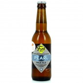 Bouteille de bière FrogBeer - Pearl Pale Ale - 33cl