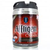 Fût de bière Aflligem Cuvée Carmin 5L