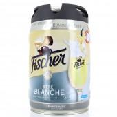 Fût de bière blanche FISCHER - Beertender 5L (Futs de bière)