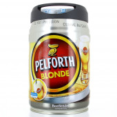 Fut bière PELFORTH IPA Beertender 5L