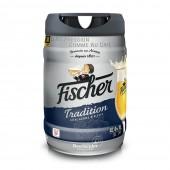 Fût Beertender - Fischer Tradition Blonde 5litres