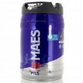 Fut bière MAES PILS Beertender 5L (Futs de bière)