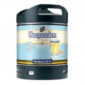 Fut biere HOEGAARDEN Blanche Perfectdraft 6L
