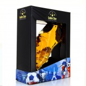 Golden Shoe - Whisky en forme de chaussure de Foot