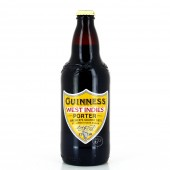 Bouteille Guinness - West Indies 6° - 50cl