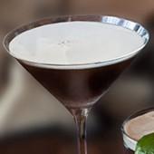 Cocktail St. Patrick - Guinness Martini