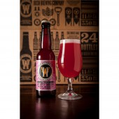 Bière White Hag - Hibiscus and Berry Pùca - 33cl
