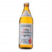 Bouteille de bière SCHLENKERLA LAGER HELLES 4.30° VC50CL