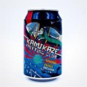 Bouteille de bière BOITE 33CL BREWDOG KAMIKAZE KNTTING 7.5°
