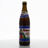Bouteille de bière ROTHAUS ALKOHOLFREI