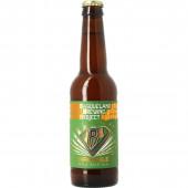 Bouteille de bière BASQUELAND IMPARABLE WEST COAST IPA 6.8° VP33CL