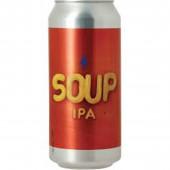 Bouteille de bière GARAGE SOUP IPA 6° BOITE 44CL