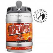 Fut bière DESPERADOS Red Beertender 5L