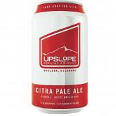 Bouteille de bière UPSLOPE CITRA PALE ALE 5.8° BOITE 33CL
