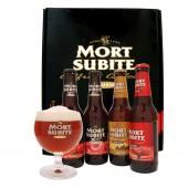 Coffret de bière Mort Subite