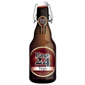Bouteille de bière PAGE 24 TRIPLE 7.9°