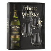 Coffret Jameson Terre de Whisky - Select Reserve