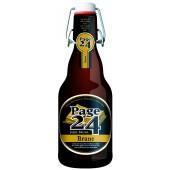 Bouteille de bière PAGE 24 BRUNE 7.9°