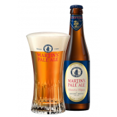 Bouteille de bière JOHN MARTINS PALE ALE 5.8°