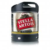 Fut bière STELLA ARTOIS Perfectdraft 6L