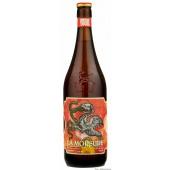 Bouteille de bière La Morsure 6,5° - 60cl