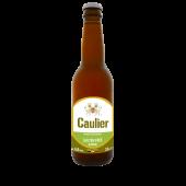 Bouteille de bière CAULIER 28 GLUTEN FREE 6.8° VP33CL