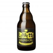 Bouteille de bière LEVRETTE GRAND CRU 8.5°