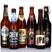 Sélection de bières - Voyage en Allemagne