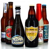Lot de bières - Découverte de l'Europe