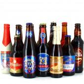 Boxe de l'Avent - 24 bouteilles 33cl (Bouteille de bière)
