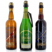 Sélection Gouden Carolus - 3 bouteilles de 75cl