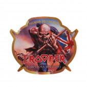 Sous Bock Iron Maiden (Objet publicitaire)