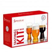 Lot de 3 verres de dégustation Spiegelau Craft Beer Glasses (Verrerie)