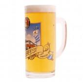 chope à bière 25 cl Oktoberfest Paulaner