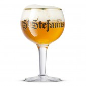 Verre à biere belge St Stefanus 25cl