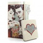 Coffret métal Biere Box - Love