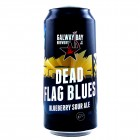 Bière Galway Bay - Dead Flag Blues Sour - Canette 44cl