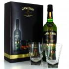 Coffret Jameson Whisky et 2 verres (40° - 70cl.)