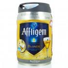 Fut bière AFFLIGEM cuvée blonde Beertender 5L