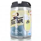 Fût de bière blanche FISCHER - Beertender 5L