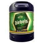 Fut biere DIEBELS Perfectdraft 6L