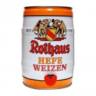 Fut bière Allemande ROTHAUS WEISS 5L