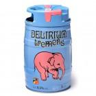 Fût de Bière blonde Delirium Tremens 5 Litres