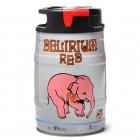 Fût de Bière Delirium Tremens RED 5 Litres
