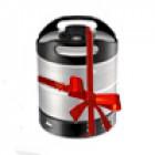 Bière Leffe Ruby 6L