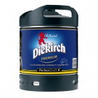 Fut bière DIEKIRCH PREMIUM Perfectdraft 6L