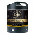 Fut bière LEFFE Royale Perfectdraft 6L
