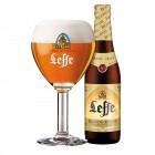 Bouteille de bière Belge Leffe