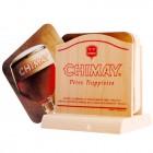 Socle en bois Chimay