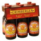 Bouteille de bière GRIMBERGEN DOUBLE BRUNE 6.5°